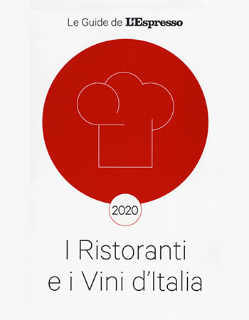 I ristoranti e vini d'italia guida 2020 massimiliano prete