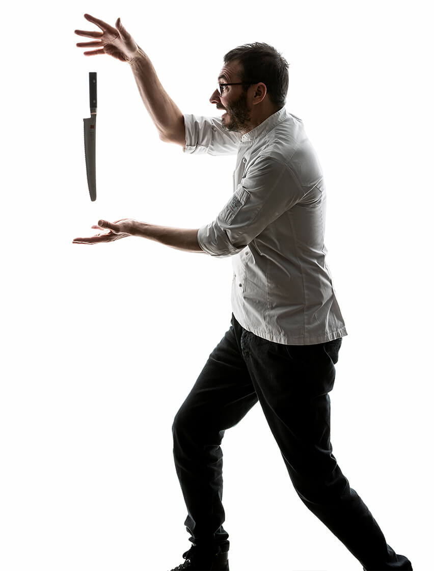 Massimiliano prete lievitista pizza gourmet torino saluzzo