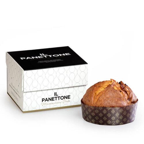 Panettone Massimiliano Prete Albicocca Cioccolato Bergamotto